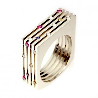 Lemezes gyűrű
